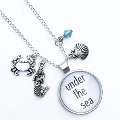 Finalunder The Sea Necklace