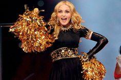 Madonna Super Bowl Halftime Show 2012
