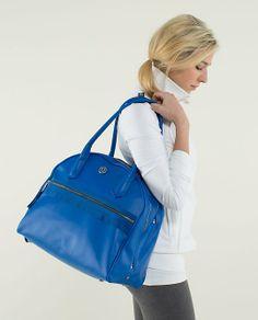 Lululemon Sweat Once a Day Bag
