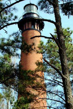 Bodie Island #Lighthouse on the Outer Banks of #North #Carolina - http://dennisharper.lnf.com/