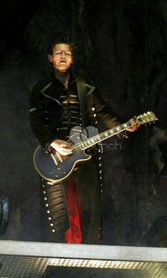 Richard… He looks so. Surreal in this picture. Like he would be a living draw… Richard… He looks so. Surreal in this picture. Like he would be a living drawing. Richard Kruspe, German Boys, Face Down, Metalhead, Face Claims, Gothic Fashion, A Good Man, Music Artists, Rock Bands