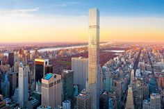 432 Park Avenue is set to become the largest residential building in New York, and the entire Western hemisphere. (432 Park Avenue).