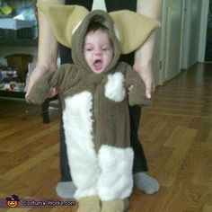 Gizmo Baby - Halloween Costume Contest at Costume-Works.com  sc 1 st  Pinterest & The 25 best Isaac costume ideas images on Pinterest | Baby costumes ...