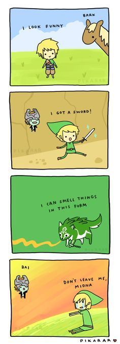 legend of zelda comic - Google Search