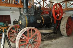 Burrell Traction Engine (C) Ashley Dace :: Geograph Britain and Ireland