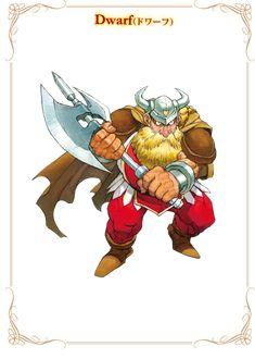 Dwarf(ドワーフ)