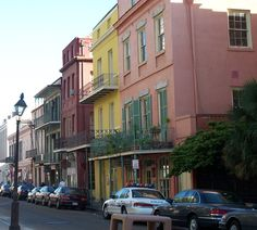 Colorful_houses_in_New_Orleans This Day In History: The French Hand Over Orleans (Louisiana) to American (1803)