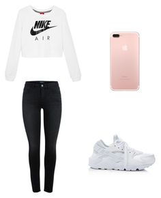 Love it ♡ by shizukami on Polyvore featuring polyvore, fashion, style, NIKE and clothing