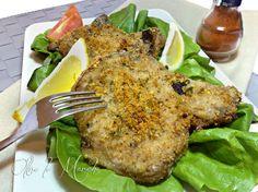 Se siete stanchi della solita carne alla griglia, la bistecca di maiale impanata cotta al forno sarà un gustoso piatto alternativo.