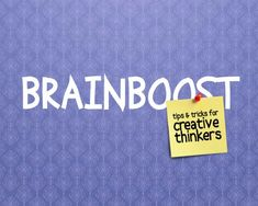 Seven Creativity Exercises to Break the Ice and Warm Up Participants in a Brainstorm!