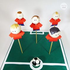 cake pop fußball Cake Pops, Kids Rugs, Sport, Diy, Decor, Deporte, Kid Friendly Rugs, Bricolage, Sports