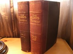 Antique Student's Cyclopedia by NeverTooOld on Etsy