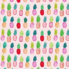Abby Galloway - Pineapples