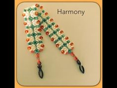 (87) Harmony Bracelet - YouTube