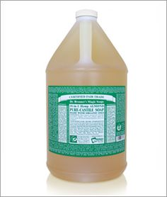 Uses for castile soap