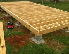 My Shed Plans - Plans How to Build Wood Joist Floor for House Barn Shed garage . - Now You Can Build ANY Shed In A Weekend Even If You've Zero Woodworking Experience!