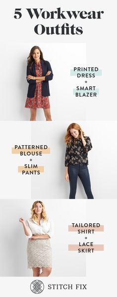 See how to take the best of summer workwear trends and transition them to fall!