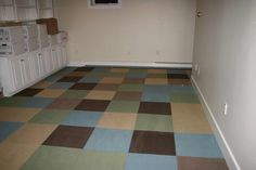 Best Carpet Tiles For Basement Images On Pinterest Carpet Tiles - What is the best floor covering for a concrete basement