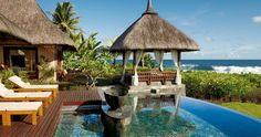 Meest luxe hotels mauritius