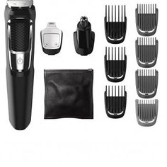 Philips Norelco Multi Groomer Trimmer & Clipper - 13 pieces for all of your grooming needs: Beard and stubble trimming; precision trimmer allows exact placement for sharp lines, nose and ear trimmer taking care of unwanted hairs. Nose Hair Trimmer, Trimmer For Men, Hair Vitamins, Beard Trimming, Unwanted Hair, Men's Grooming, Cool Hairstyles, Medium Hairstyles, Relationships