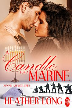 Review: A Candle for a Marine (Always a Marine #18) by Heather Long - The Jeep Diva