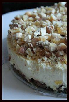 cheesecake ricotta st moret