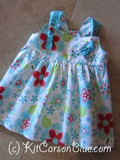 Pretty DIY dress