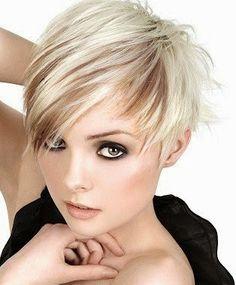 El Pelo Corto Esta De Moda Y Realza A La Mujer Corte De Pelo - Corte-pelo-moderno-mujer