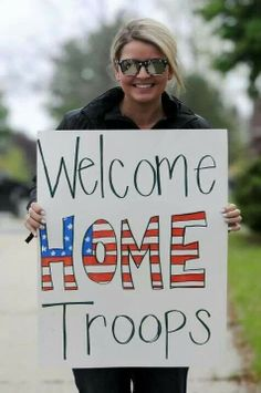 And thank you troops and their families.