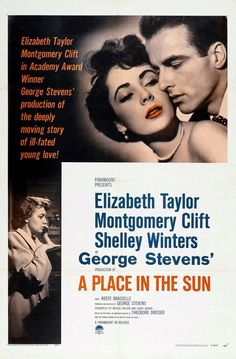 So that George Stevens is pretty cool, huh? George Eastman (Montgomery Clift) lands a job at his rich uncle's factory, perks excluded. His humble beginnings spark a relationship with his fel…