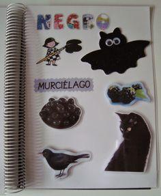 Plastificando ilusiones: El libro de los colores Decoupage, Homeschool, Classroom, Diy Crafts, My Love, Master Chef, English, Spanish, Mom