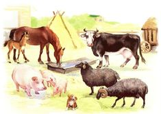 Логопед. Тольятти. Дефектолог. Дети. Farm Animals, Moose Art, Kitty, Photo And Video, Painting, Note Cards, Drawings, Little Kitty, Kitty Cats