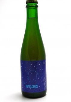 Cerveja Mikkeller Betelgeuze, estilo Lambic - Gueuze, produzida por Mikkeller, Dinamarca. 5.5% ABV de álcool.
