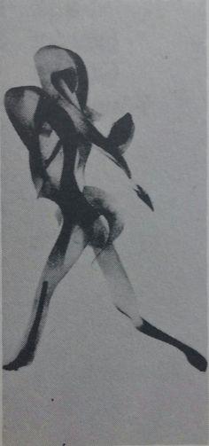 Bedri Baykam: Hareket. Desen. Özel koleksiyon