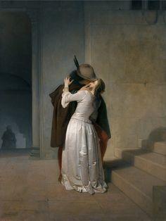 Francesco Hayez, Il bacio, 1861