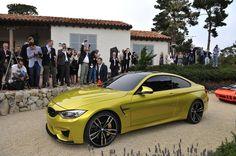 #BMW Concept #M4 #Coupé