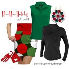 A fashion look from December 2013 featuring Jofit tops and Loudmouth Golf tops. Browse and shop related looks.