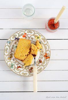 ¡Qué cosa tan dulce!: Ricotta Cake con naranja y cardamomo