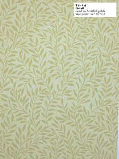Historic Style - Thicket WP6070 5 DETAIL