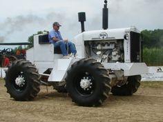 Big 4 diesel 4x4 tractor