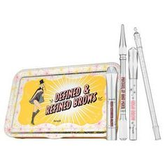 Benefit Cosmetics - Defined & refined brows - Kit sourcils définis