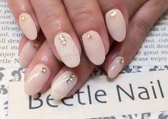 Nail Art - Beetle Nail : 八幡|レースネイル