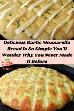 Appetizer Recipes, Appetizers, Good Food, Yummy Food, Baking Recipes, Bread Recipes, Keto Recipes, Bread And Pastries, Food Hacks
