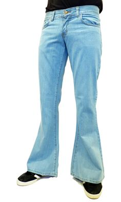 Men's Madcap England bell bottom jeans   Details about NEW Sixties/Sevent ies BELL BOTTOM Bellbottoms Flared ...