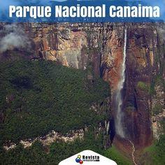 El Parque Nacional Canaima nombrado el más grande de Latinoamérica un maravilloso record en nuestro país! #paisaje #Venezuela #Orgullovenezolano