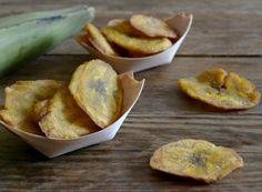 Denny Chef Blog: Platano fritto