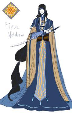 Finwë - King of the Noldor
