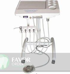Dental Movable Turbine Portable Unit 0.8Mpa Input Power - Dental Portable Turbine - Dental Lab Equipment - DENTAL SUPPLY - Dental Equipment - Dental Instruments Sale Online Store