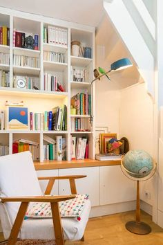 miniature Atelier d'artiste à Paris, Paris, Arnaud Butin et Virginie Coste - architecte d'intérieur