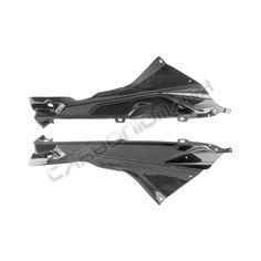 Coperture laterali pannelli carena carbonio BMW S 1000 RR Performance Quality - cod. PQBM063